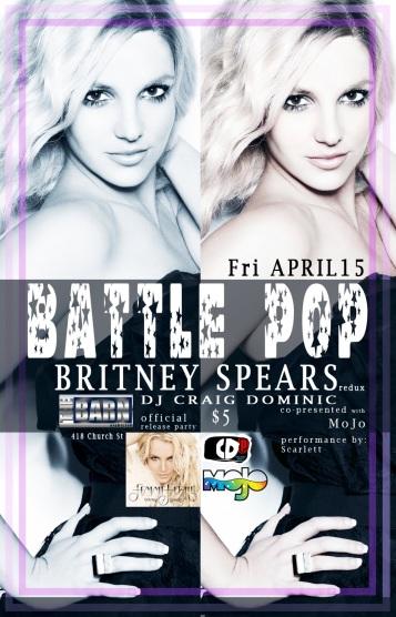 Battle-Pop-Britney redux flat