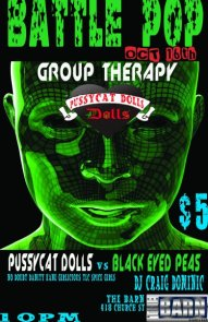 battle pop group therapy