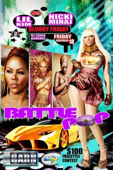 Lil Kim Nicki_Flat (freestyle)4x6